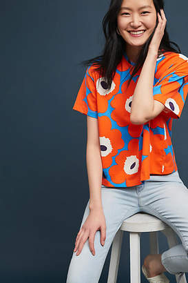 Marimekko Poppy Printed Top