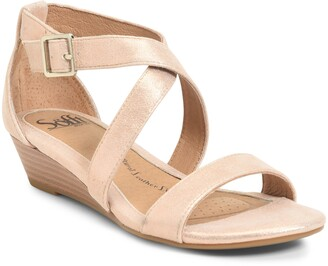 Sofft 'Innis' Low Wedge Sandal
