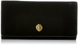 Anne Klein Accordion Wallet with Chain Strap $12.95 thestylecure.com