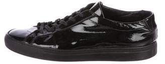 Common Projects Achilles Patent Leather Sneakers