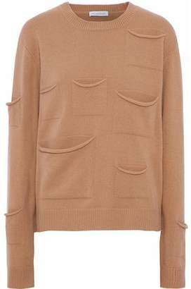 J.W.Anderson Appliquéd Wool And Cashmere-Blend Sweater
