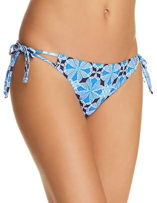 Echo Coastal Tile String Bikini Bottom - 100% Exclusive