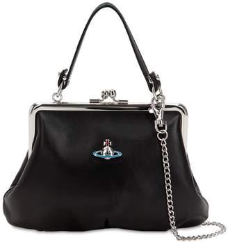 19c89a2d2 Vivienne Westwood Emma Soft Leather Top Handle Bag