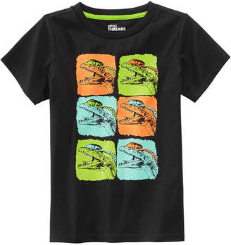 Epic Threads Dinosaur Graphic-Print T-Shirt, Little Boys, Created for Macy's