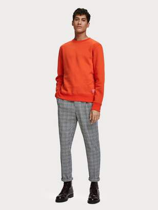 Scotch & Soda Classic Crew Neck Sweater
