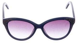 Chloé Gradient Cat-Eye Sunglasses