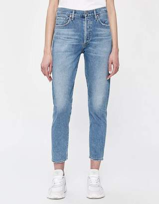 Citizens of Humanity Liya High Rise Classic Fit Jean in Wild Side