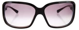 Ungaro Gradient Rectangular Sunglasses