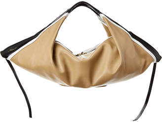 3.1 Phillip Lim Luna Mini Slouchy Leather Hobo