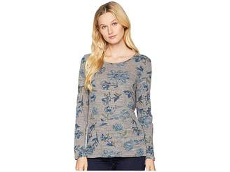 Tribal Long Sleeve T-Shirt with Pocket