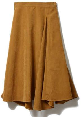 DRWCYS (ドロシーズ) - DRWCYS イレギュラーヘムラインスエードスカート
