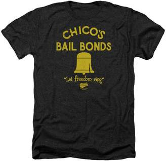 Chico's Bad News Bears - Mens Bail Bonds Heather T-Shirt