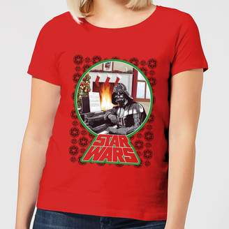 Star Wars A Very Merry Sithmas Women's Christmas T-Shirt