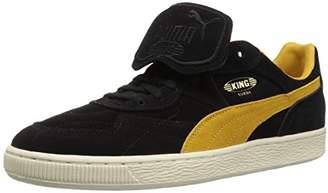 Puma Men's King Suede Legends Sneaker