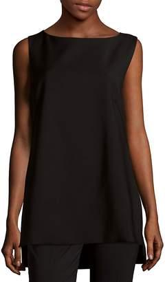 ADAM by Adam Lippes Women's Asymmetric Sleeveless Blouse