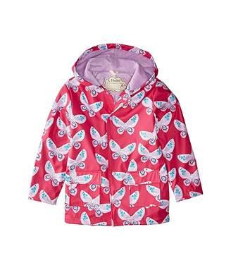 Hatley Decorative Butterflies Raincoat (Toddler/Little Kids/Big Kids)