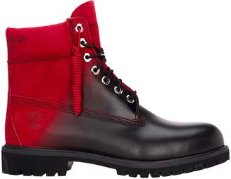 Marcelo Burlon County of Milan Timberland Boot