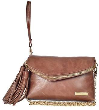 5c2493cbb6b8 Leather Crossbody Bags for Women - Handmade Cross Body Bag Over the Shoulder  Purses Womens Handbag