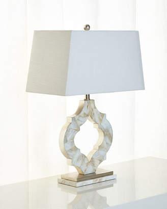 Sarasota Mother-of-Pearl Table Lamp