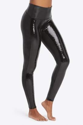 c8cceb376176b Black Sequin Leggings - ShopStyle UK