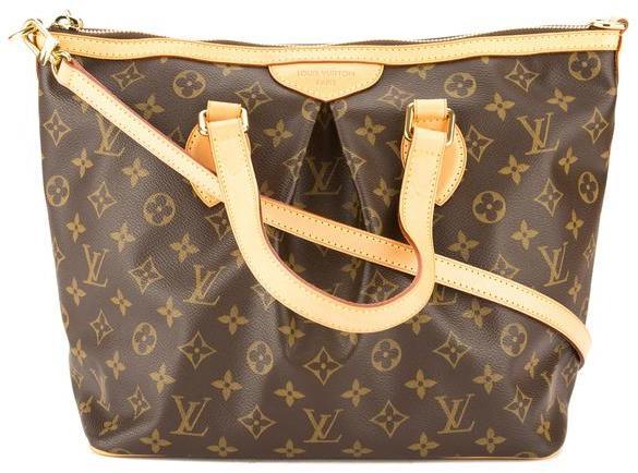 Louis VuittonMonogram Canvas Palermo PM Bag