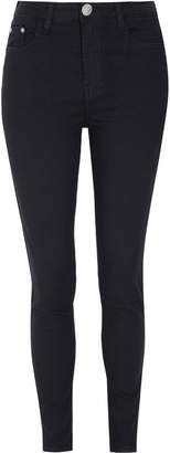 Next Womens Glamorous Curve High Waisted Skinny Jeans