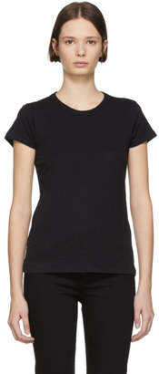 Rag & Bone Black The Tee T-Shirt
