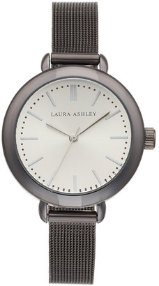 Laura Ashley Lifestyles Women's Mesh Band Watch