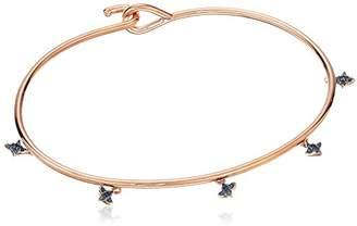 Tai Mini Charm Cuff Bracelet