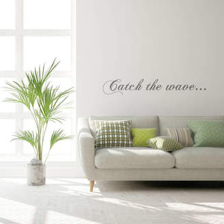 leonora hammond 'Catch The Wave' Wall Sticker