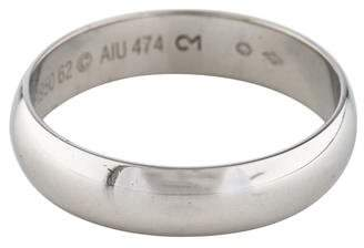 Cartier Platinum 1895 Wedding Band