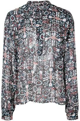 Etoile Isabel Marant Aztec print blouse