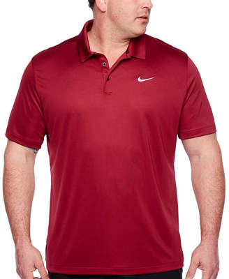 Nike Mens Short Sleeve Polo Shirt Big and Tall