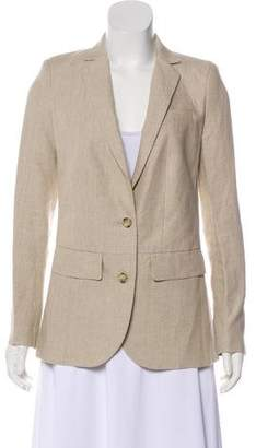 MICHAEL Michael Kors Long Sleeve Linen Blazer w/ Tags