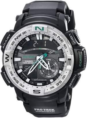 Casio Men's PRG280-1 ProTrek Twin Sensor Watch