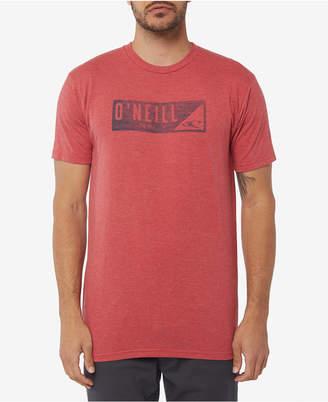 O'Neill Men Wedge Logo Graphic T-Shirt