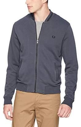Fred Perry Men's Bomber Neck Sweatshirt