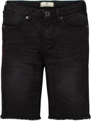 Scotch & Soda Raw-Edge Shorts