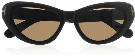 Tom Ford Cat eye-frame acetate sunglasses