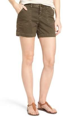 Caslon R) Utility Shorts (Regular & Petite)