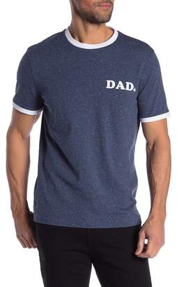 Original Penguin Short Sleeve Dad Ringer Tee
