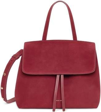 Mansur Gavriel Suede Mini Lady Bag - Rococo