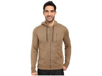 Prana Performance Fleece Zip Hoodie Men's Sweatshirt