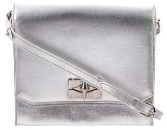 IRO Metallic Leather Zarius Crossbody Bag