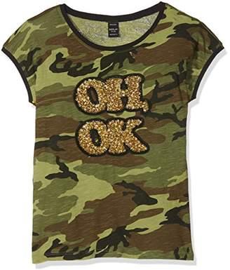 Replay Girl's SG7435.052.20404KE T-Shirt