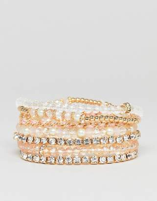 Aldo Blush Multipack Friendship Bracelets