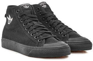 adidas Nizza Hi High-Top Sneakers