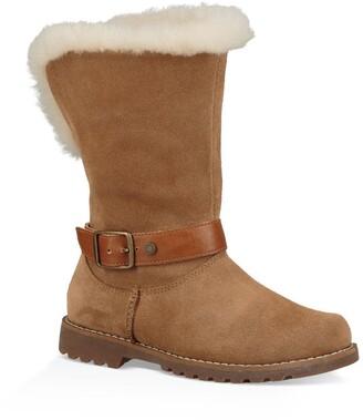 UGG Nessa Genuine Shearling Boot