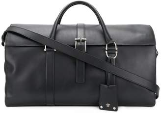 Versace buckled holdall