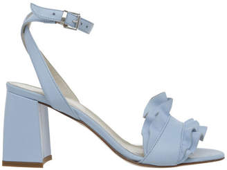 Carly Light Blue Sandal